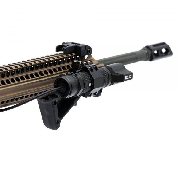 bamff 10 flashlight main image gun mount rear sq 1
