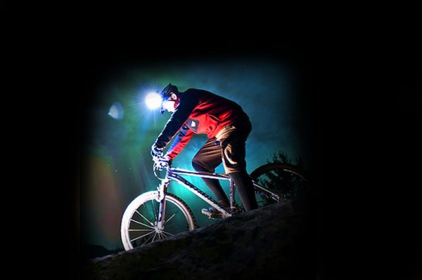 flexit headlamp 2 5 use biking 1 1