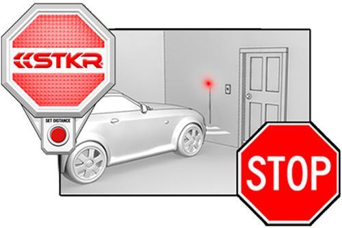 stkr garage parking sensor lt steps icon 1 red Copy