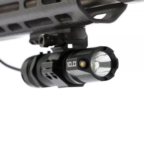 tactical flashlight bamff 10 gun mount incuded striker concepts 2000x